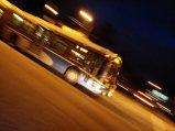 autobus w trasie