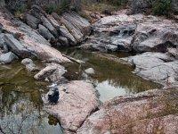 Kamienie w jeziorze