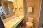 wyposażenie hotelowej łazienki